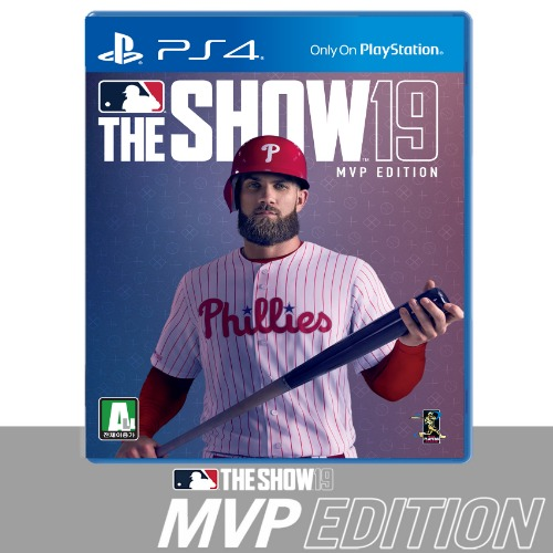 ★ PS4 MLB THE SHOW 19 MVP EDITION ★